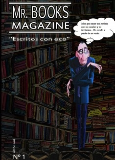 Mr Books Magazine - Nº1