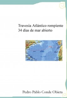 Travesía Atlántica en un mar rompiente el triangulo de las Bermudas