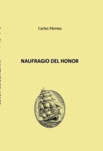 NAUFRAGIO DEL HONOR