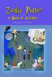 Zanky Potter y el Ñoño de Azkaban