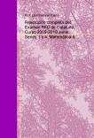 Resolución completa del Examen PAU de Cataluña. Curso 2009-2010 Junio. Series 1 y 4. Matemática II.