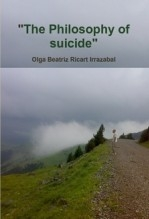 Libro The Philosophy of suicide, autor Olga Beatriz Ricart Irrazabal