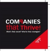 Libro COMPANIES that Thrive! What's their secret? What're their strategies?, autor Enric Segarra