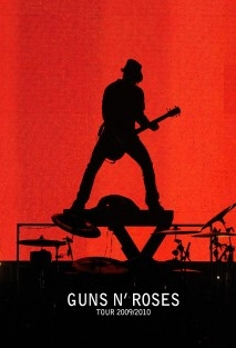 Tour Guns n' Roses 2009 2010