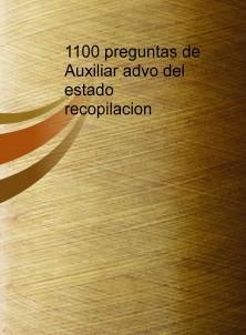 1100 preguntas de  advo junta de andalucia recopilacion