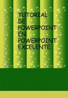 tutorial power point muy completo