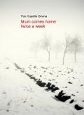Mum comes home twice a week