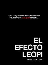 Libro El Efecto Leopi, autor Leonel Castellanos