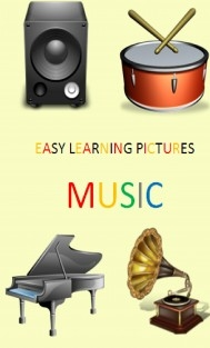 EASY LEARNING PICTURES. MUSIC.