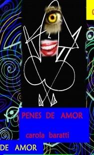 PENES  DE  AMOR ( los once relatos más estrafalarios de RELATOS DE UNA MUJER SUELA)