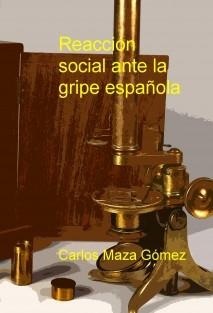 Reacción social ante la gripe española