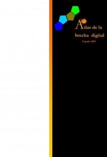 Atlas de la brecha digital, España 2007