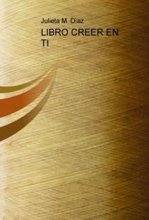 LIBRO CREER EN TI