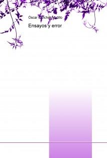 Ensayos y error