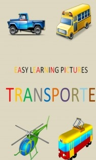 EASY LEARNING PICTURES.TRANSPORTE.