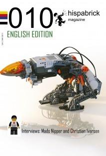 HISPABRICK MAGAZINE 010 English Edition