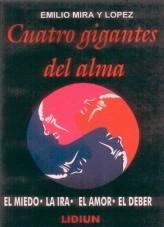 Libro Los cuatro gigantes del alma, autor Psiquiatria.com Cibermedicina