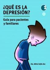 Libro ¿Qué es la depresión? Guía para pacientes y familiares, autor Psiquiatria.com Cibermedicina