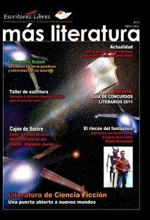 Más Literatura - nº 6 - Abril 2011