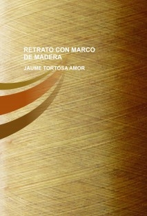 RETRATO CON MARCO DE MADERA