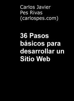 36 Pasos básicos para desarrollar un Sitio Web
