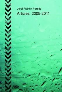 Articles, 2005-2011