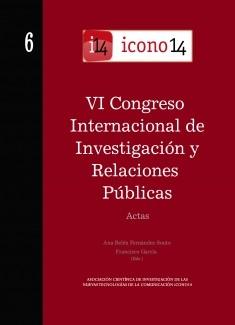 Actas 6. VI Congreso Internacional de Investigación y Relaciones Públicas