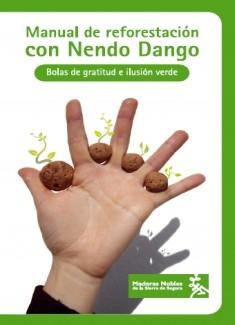 Manual de reforestación de Nendo Dango