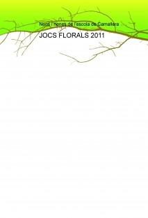 JOCS FLORALS 2011