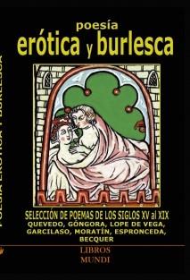 POESÍA ERÓTICA Y BURLESCA