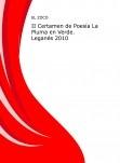 II Certamen de Poesía La Pluma en Verde. Leganés 2010