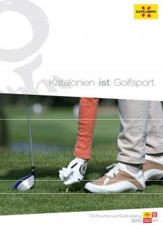Katalonien ist Golfsport