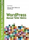 Manual Taller Básico de WordPress