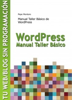 Manual Taller Básico de WordPress