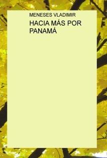 HACIA MÁS POR PANAMÁ