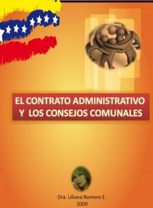 EL CONTRATO ADMINISTRATIVO Y LOS CONSEJOS COMUNALES