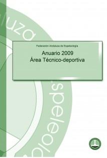 FAE, Anuario 2009- Área Técnico-deportiva