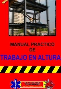MANUAL PRACTICO DE TRABAJO EN ALTURAS