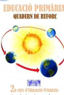 CONEIXEMENT DEL MEDI. QUADERN DE REFORÇ. 2n CURS.