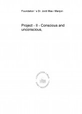 Project - II -  Conscious and unconscious,