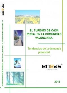 El turismo de casa rural en la Comunidad Valenciana. Tendencias de la demanda potencial