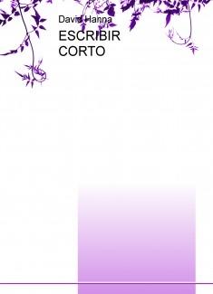 ESCRIBIR CORTO