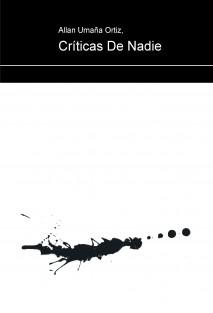 Críticas De Nadie