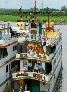 UN SHIPIBO AMAZÓNICO EN NUEVA YORK