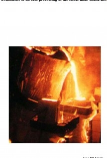 Definitions of diverse processing of the steels HEAT TREATMENTS