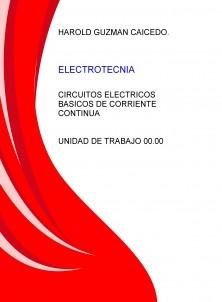 Circuitos electricos basicos de corriente continua