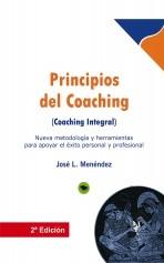 Libro Principios del Coaching, autor Jose Luis Menéndez Cuenca