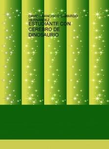 ESTUDIANTE CON CEREBRO DE DINOSAURIO