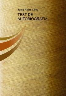 TEST DE AUTOBIOGRAFIA