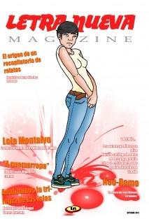 Letra Nueva Magazine - Octubre